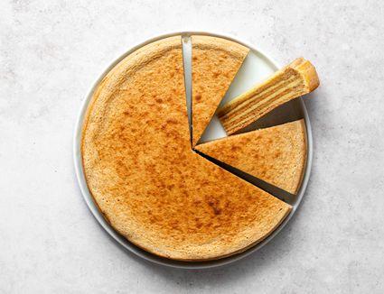 Indo-Dutch Spekkoek Recipe -- Lapis Legit -- Layered Spice Cake