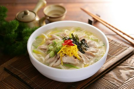 Anytime Asian Noodle Soup