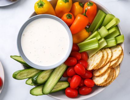 Classic Ranch Dressing and Dip