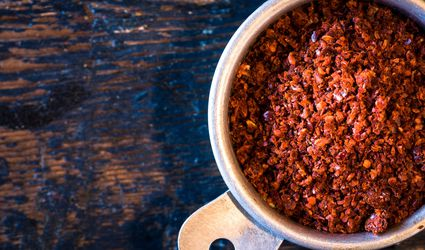 Aleppo pepper from Syria