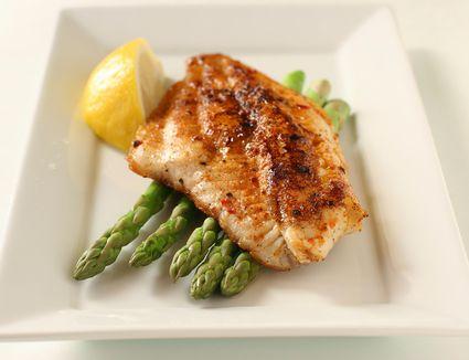 Grilled catfish recipe