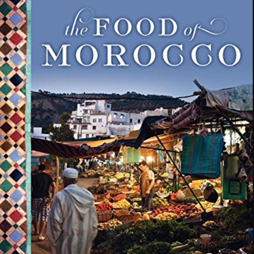 the food of morocco paul wolfert