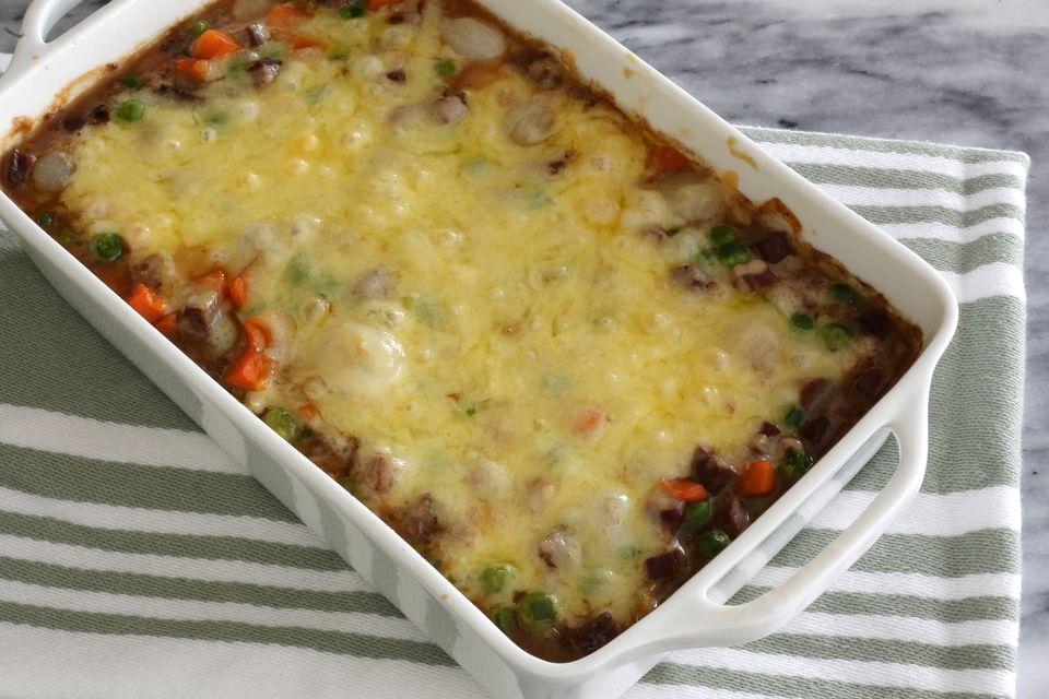 leftover roast beef casserole