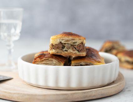 Serbian Beef Burek (Burek sa Mesom)