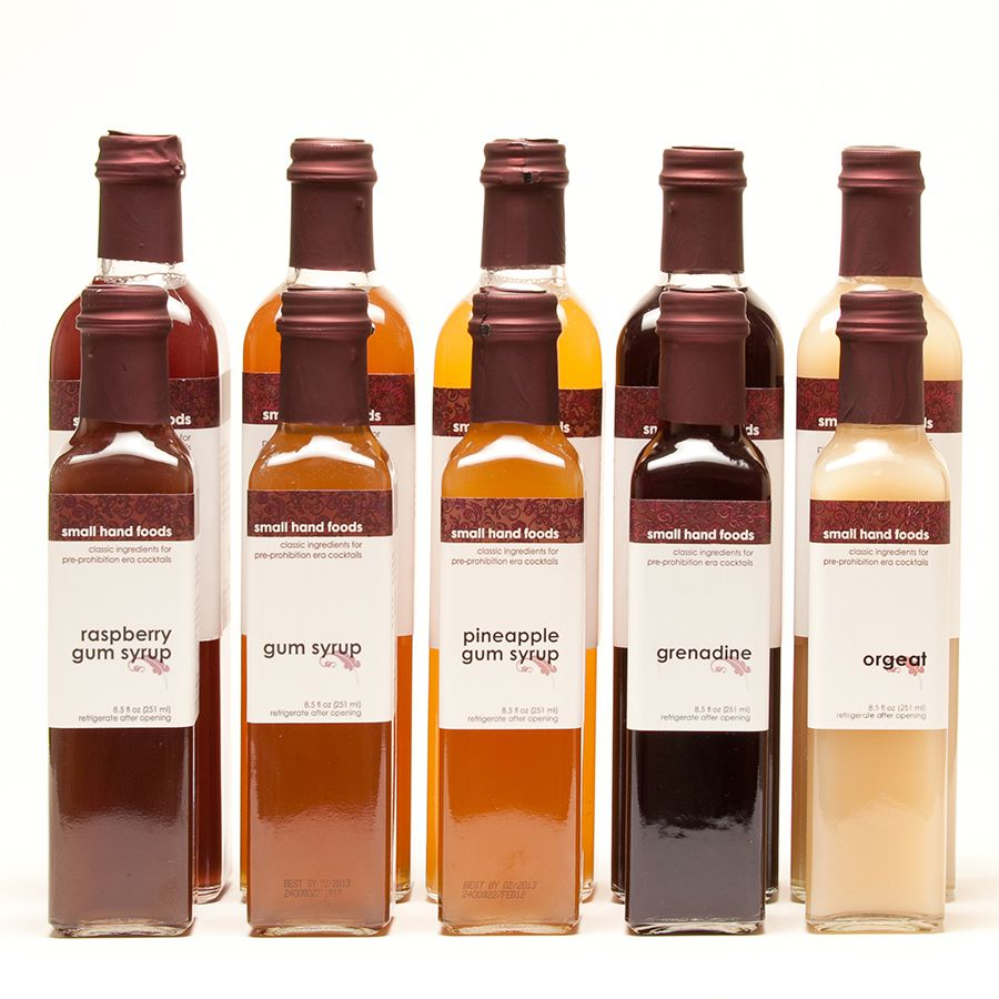 Small Hands Foods Syrups