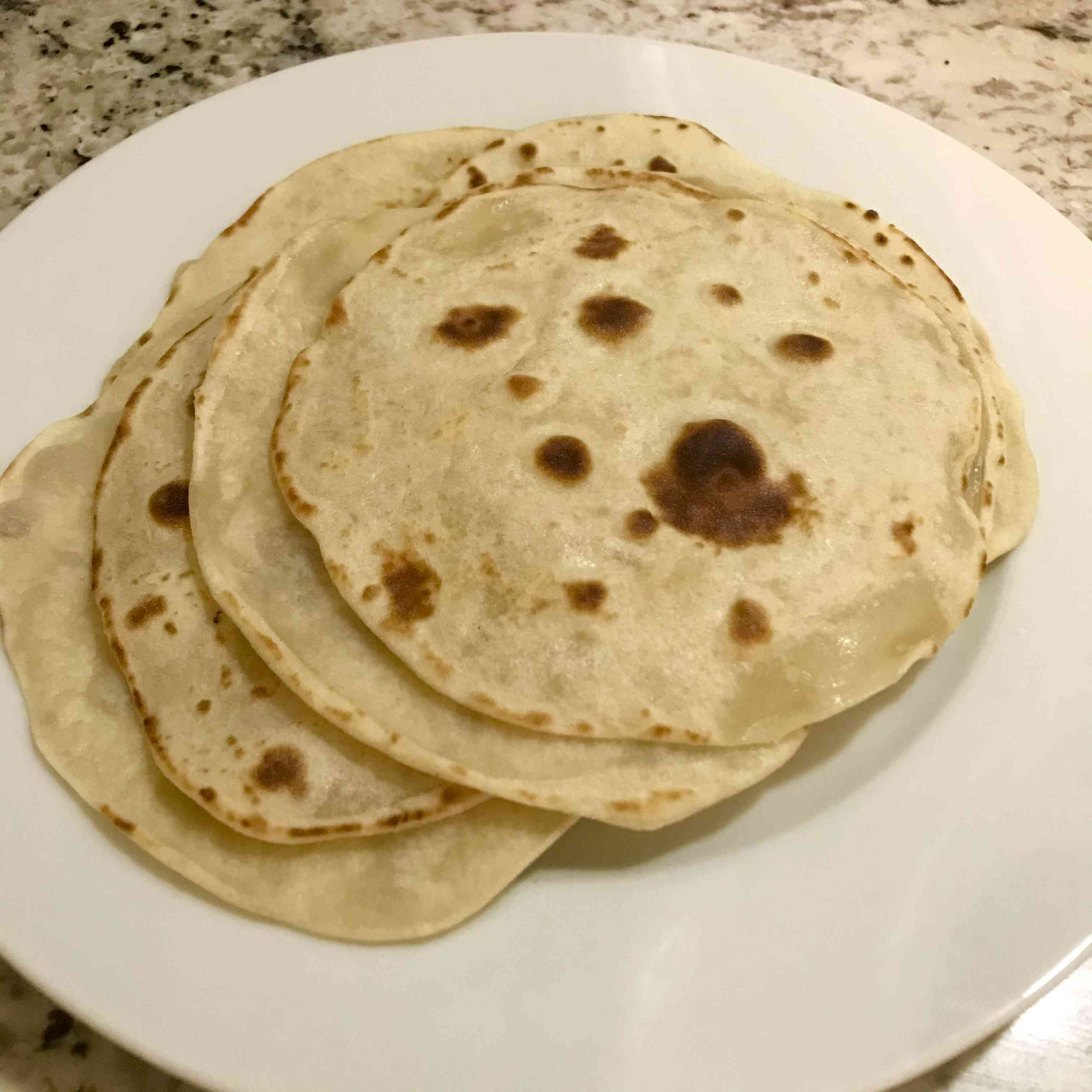 Chinese Mandarin Pancakes