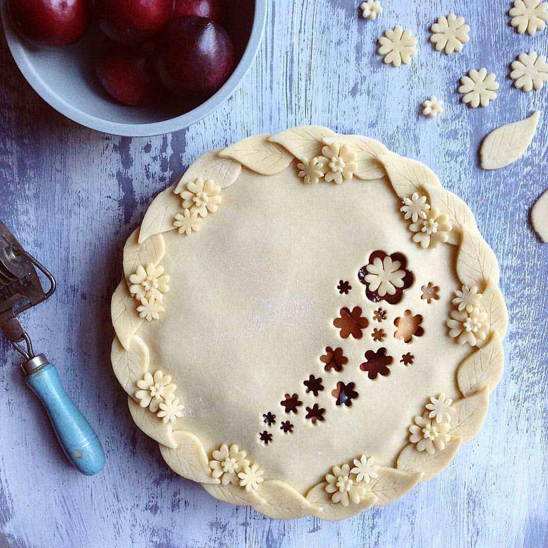 Woven Pie Dough