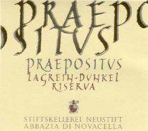 Abbazia di Novacella Praepositus Lagrein