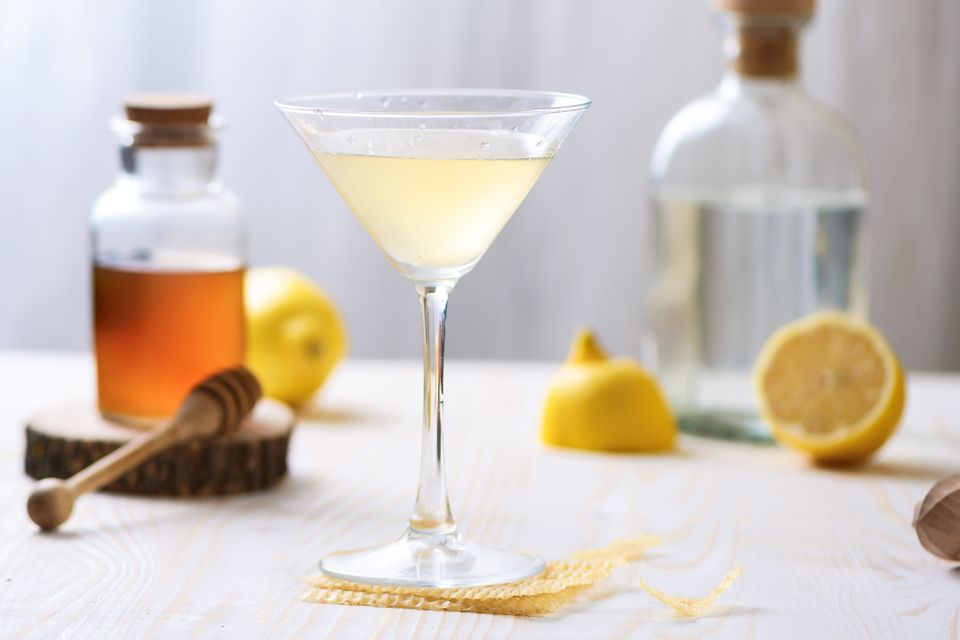 Bee's Knees Cocktail Recipe