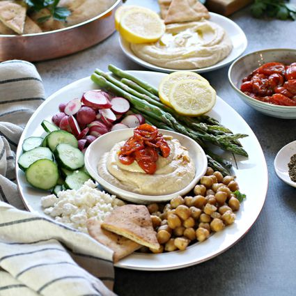 Most popular Middle Eastern foods