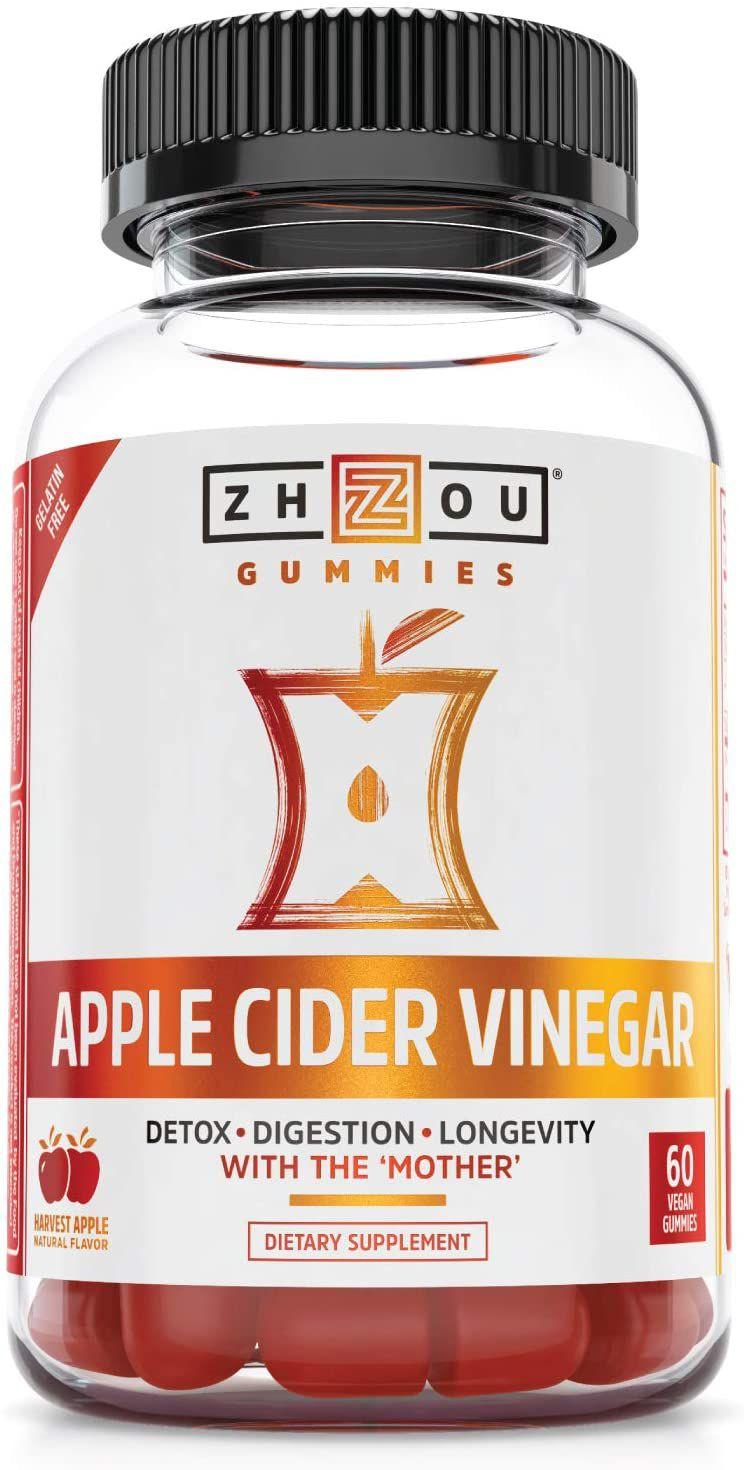 Zhou Apple Cider Vinegar Gummies