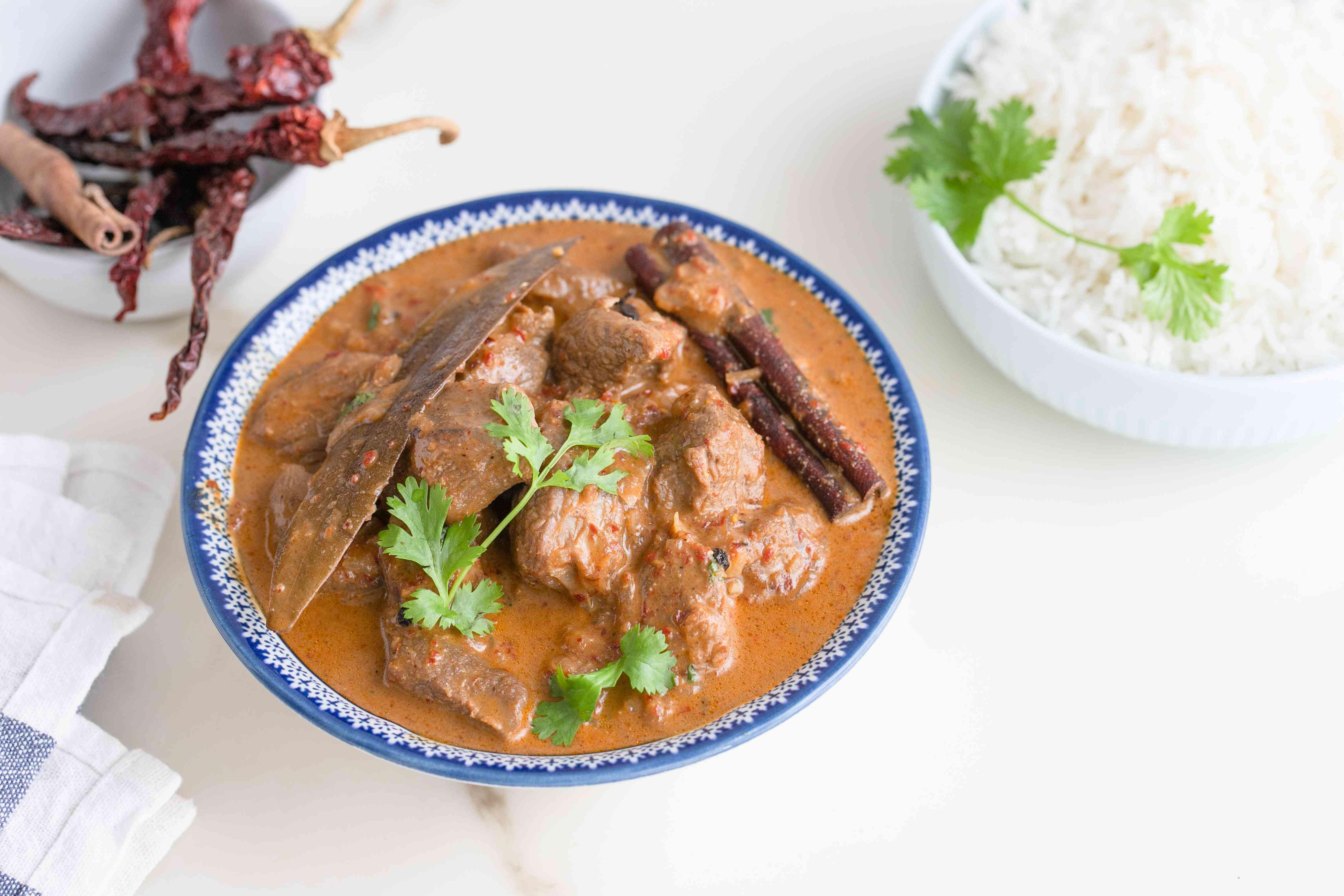 Rogan Josh - Indian Lamb Dish Recipe