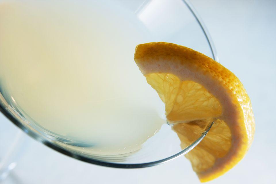 Colleen Graham's Vanilla Rose Vodka Martini Recipe