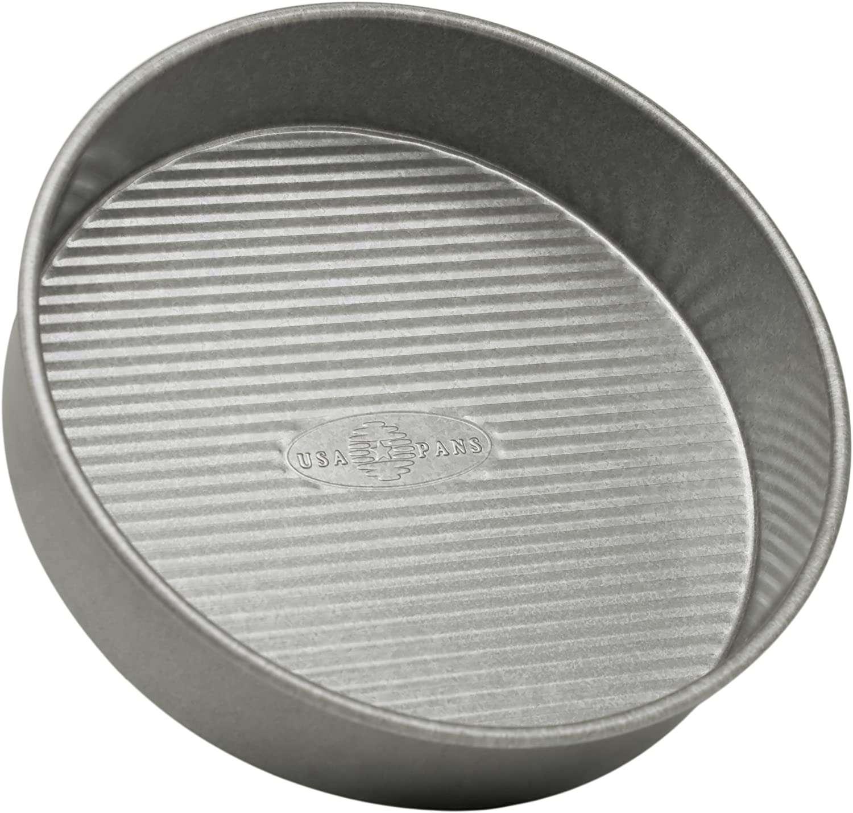 USA Pan Nonstick 9-Inch Round Cake Pan