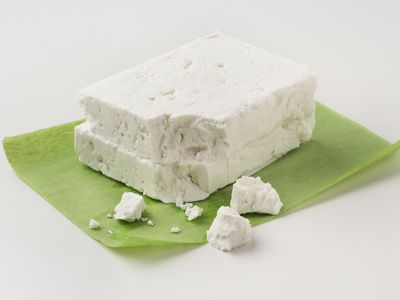 Crumbling Feta Cheese Is a Snap with These Tips