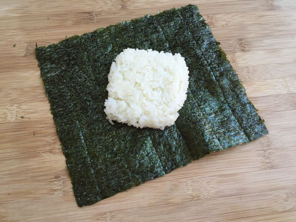 How to Make Onigirazu (Rice Ball Sandwiches)