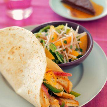 One-Dish Meals Chicken Fajita Recipe