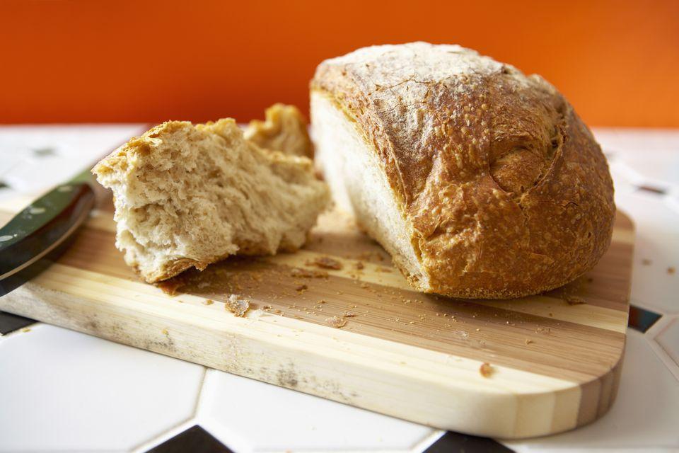 Pan de muffaletta