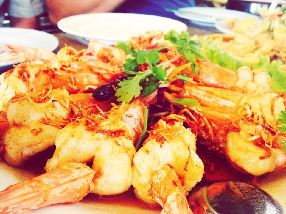 Tamarind shrimp recipe