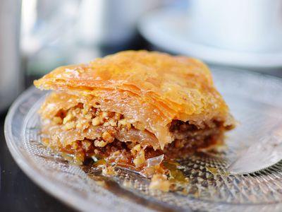 Diples Greek Pastry Recipe