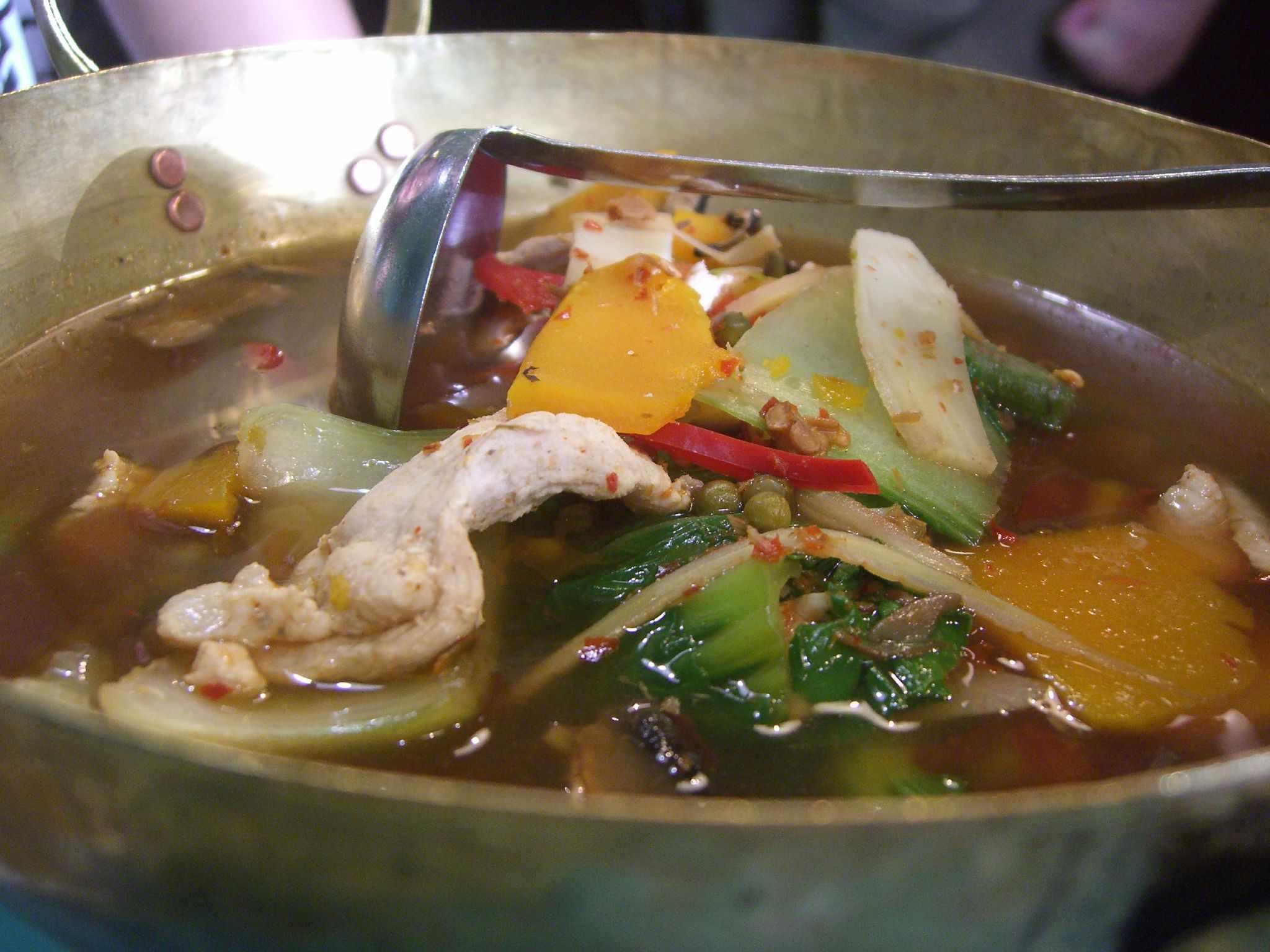 Gang Pa Thai Jungle Curry