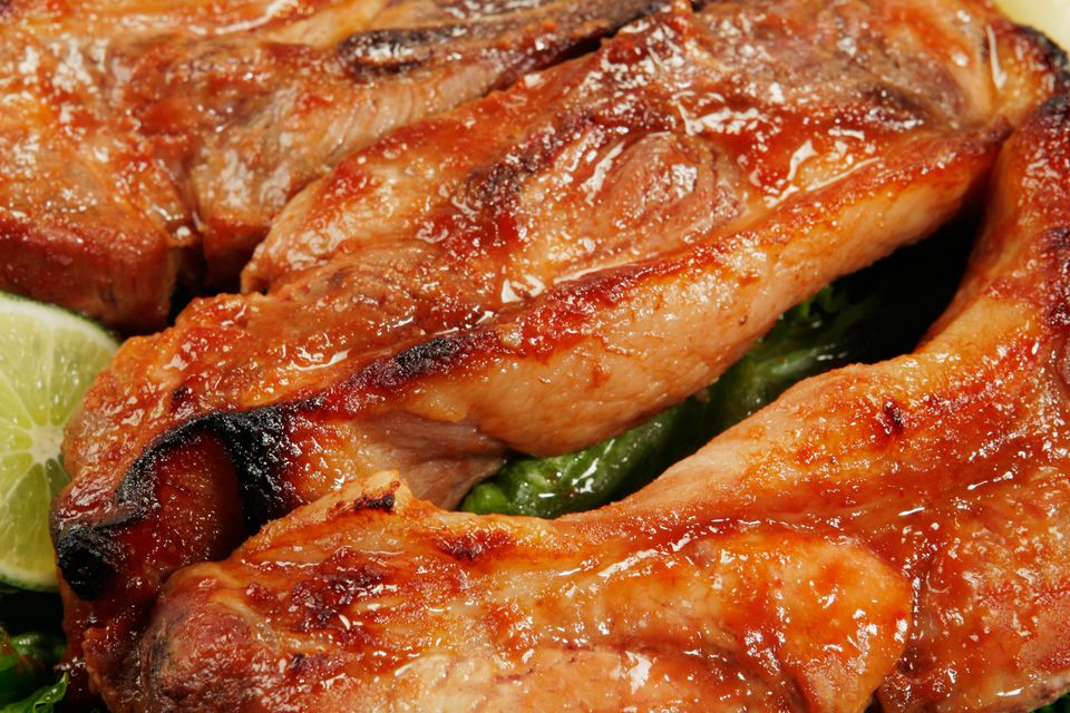 Country Style Ribs With Sauce