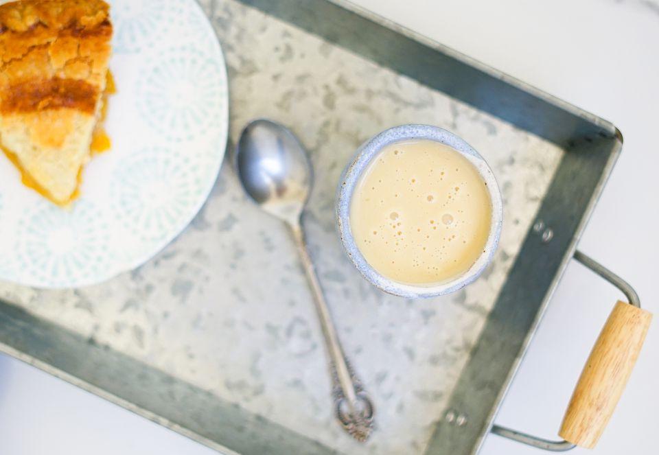 Simple Vanilla Sauce