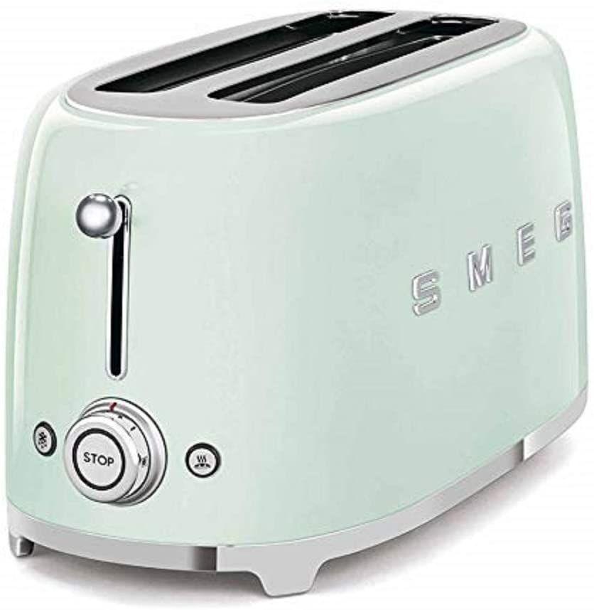 Smeg 50's Retro Style Aesthetic 4-Slice Toaster
