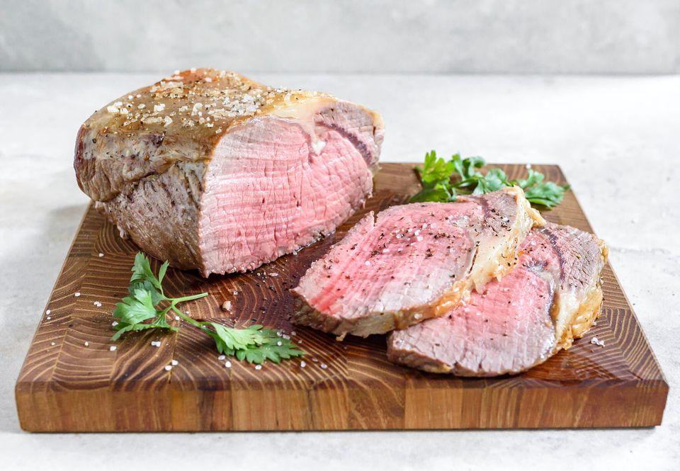 Slow-roasted Prime Rib Roast Recipe