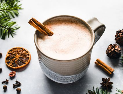 Spiked gingerbread hot chocolate recipe