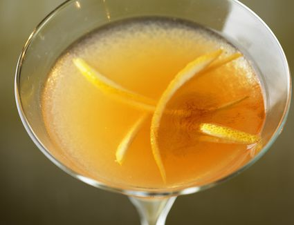 Peary Bird Cocktail