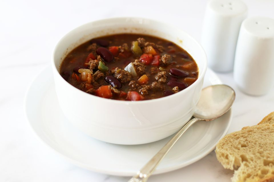 chile beef soup