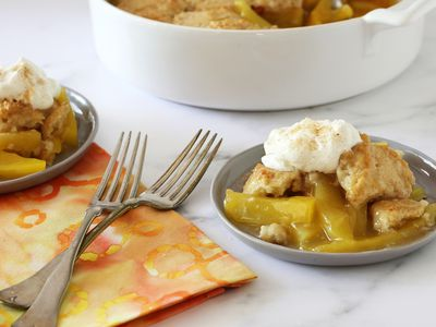 Classic Apple Cobbler Recipe