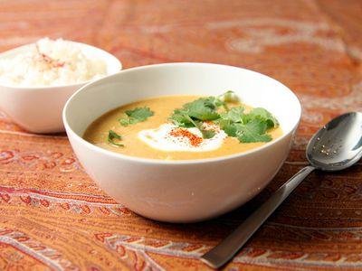 Bengali Lentil Curry - Dhoka Daalna Recipe