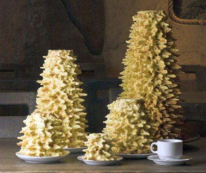 Lithuanian Tree Cake or Sakotis
