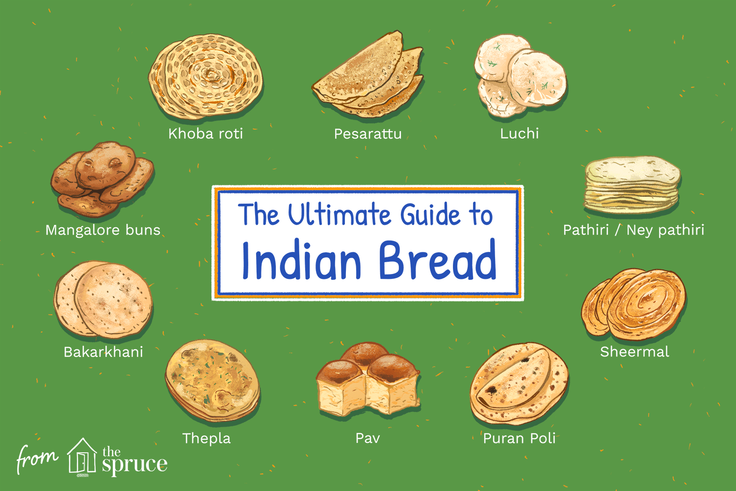 Go Beyond Naan With This Ultimate Indian Bread Guide