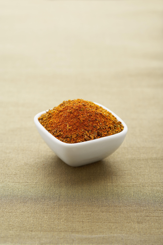 Cajun spice blend in bowl