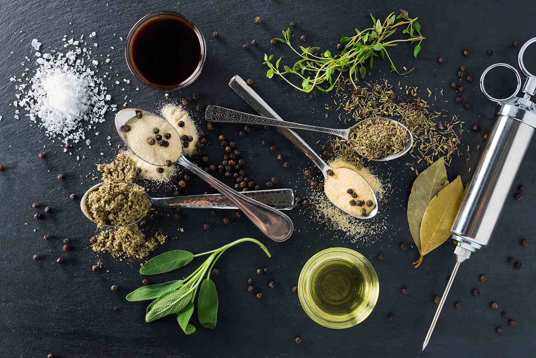 Savory Turkey Injection Marinade