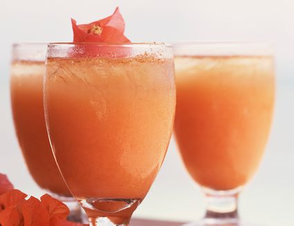 Tamarind-Pineapple Margarita