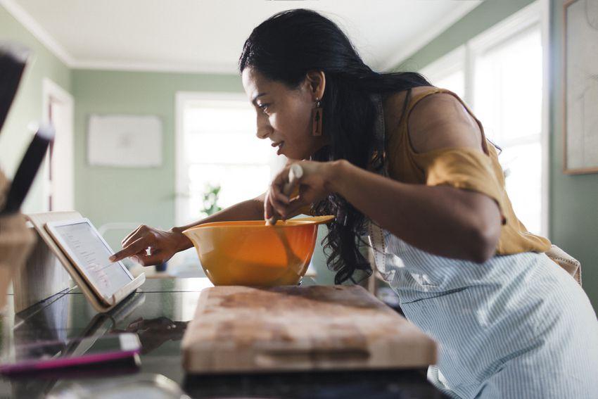 Cooking class online