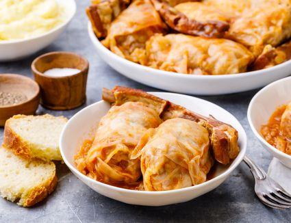 Serbian stuffed cabbage recipe
