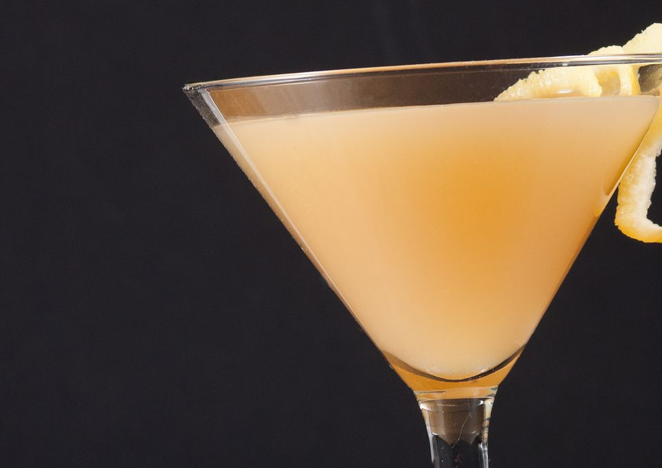 Peartini Cocktail