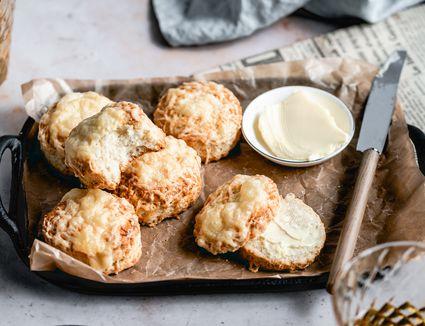 British cheese scones recipe