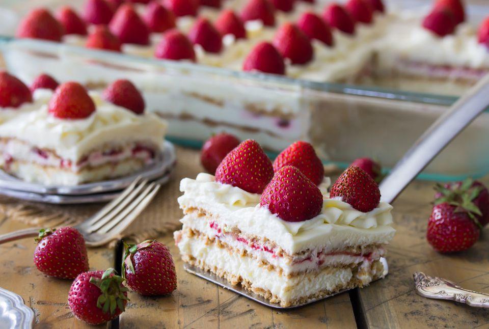 30 Best Spring Dessert Recipes