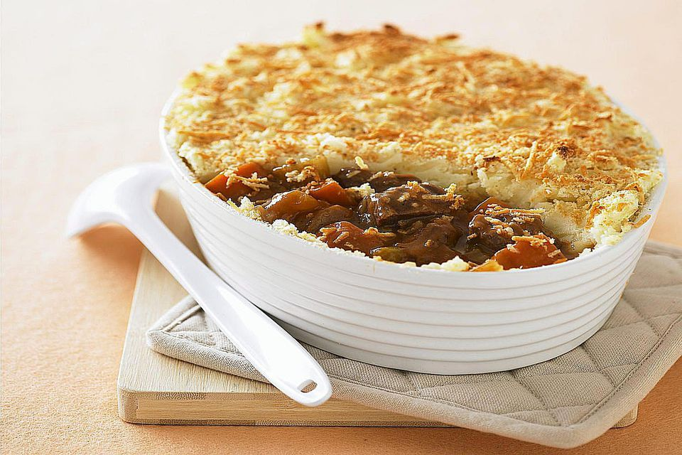 Traditional Cottage Pie Recipe