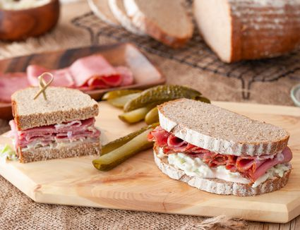 Corned Beef Sandwich Recipe