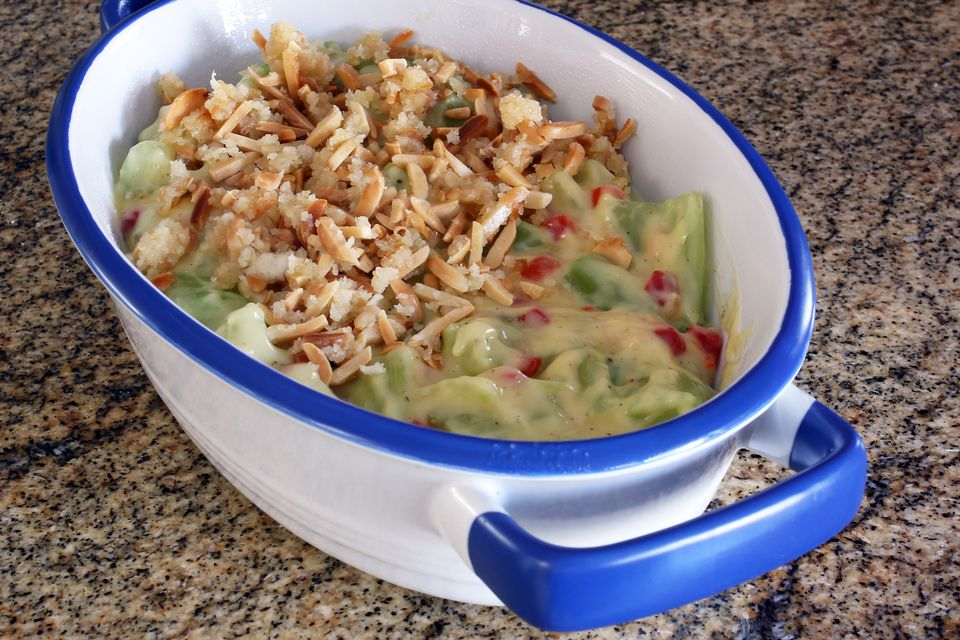 Celery Casserole