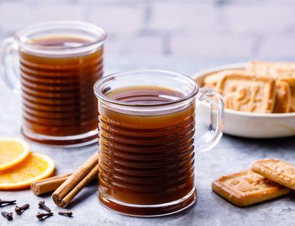 Canelazo spiced cinnamon rum drink recipe
