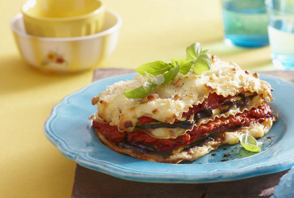 Vegetable Lasagna-Cultura