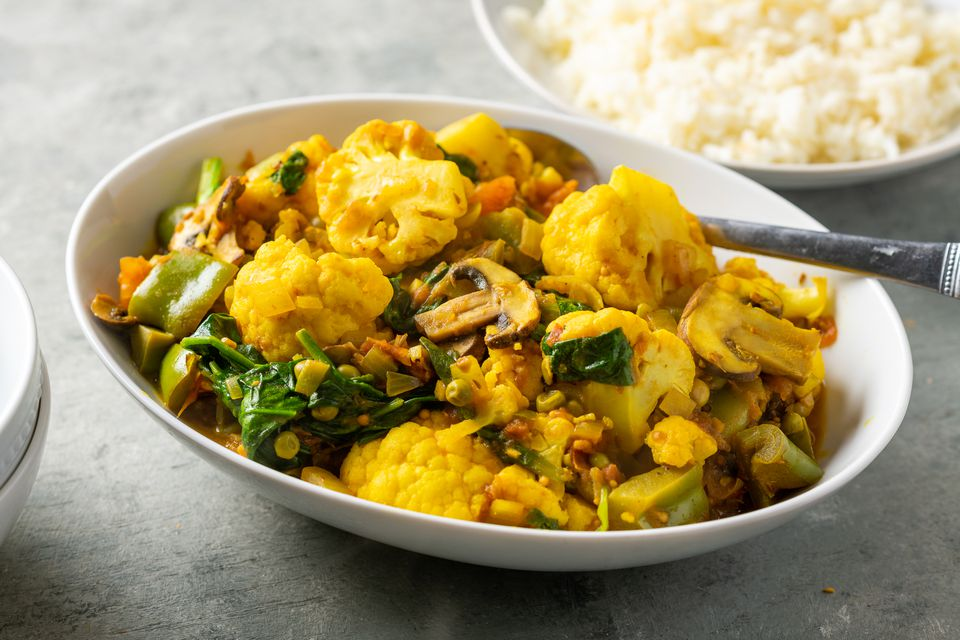 Sabzi Indian Mixed Vegetables